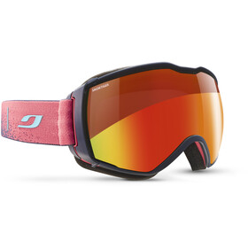 Julbo Aerospace Goggles, dark blue/red dust